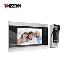 Проводной видеодомофон tmezon 7 дюймов tft с водонепроницаемой
