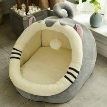 Casa do gato cama do gato do cão do ninho do animal de estimação da cama do gato