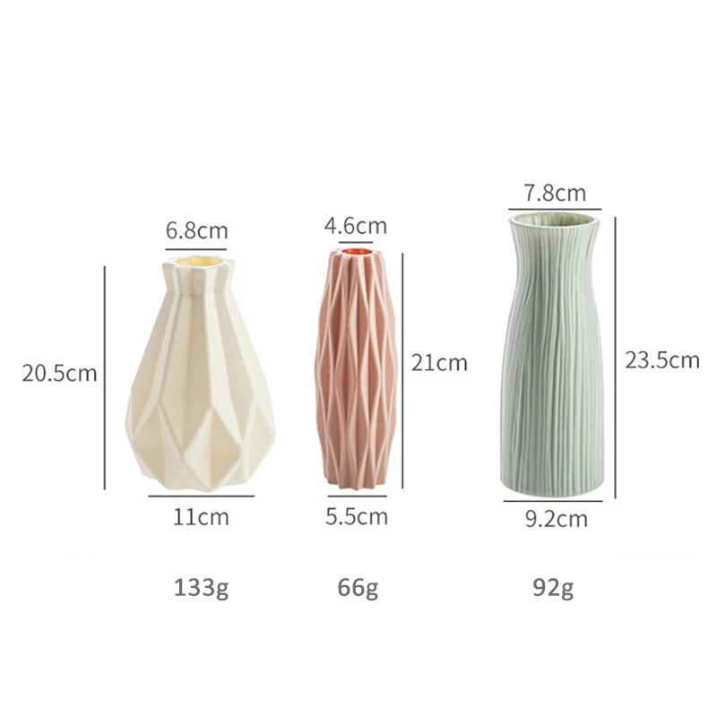 Nordigami Flower Vases