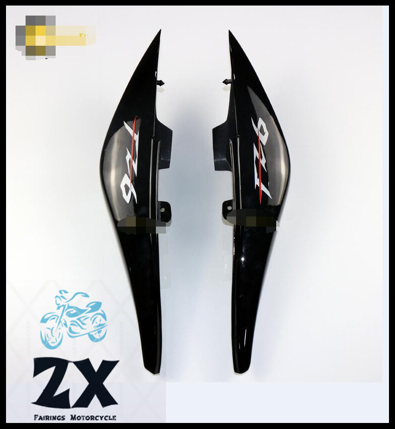 upper tail Motorcycle Fairing Kits For  FZ6 FZ6-N FZ6N 2004 -2007 2008 2009  ABS Plastic upper tail  Fairings compression