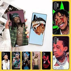 NBDRUICAI Rapper Wiz Khalifa чехол для телефона Samsung Note 3 4 5 7 8 9 10 pro M10 20 30