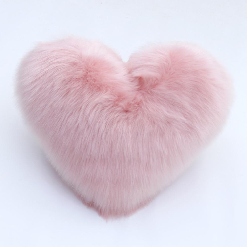 4 Pack Valentines Mini Heart Plush Donut Plush Party Favors