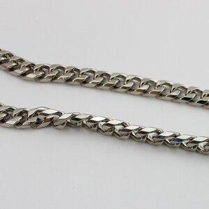 Image 3 - Sangle en métal, 10 mètres, 10mm, 12mm de largeur, haute et épaisse chaîne amovible pour la fabrication de sacs à main, atelier, vente en gros