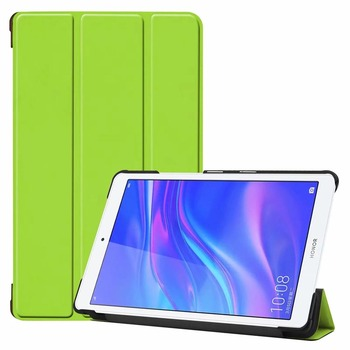 30Pcs/lot For Huawei MediaPad M5 Lite 8.0 Case Ultra Slim Smart Shell Standing Cover For Huawei MediaPad M5 Lite 8.0 inch Tablet
