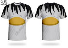 Gintama 3d printed harajuku streetwear animal t shirts funny