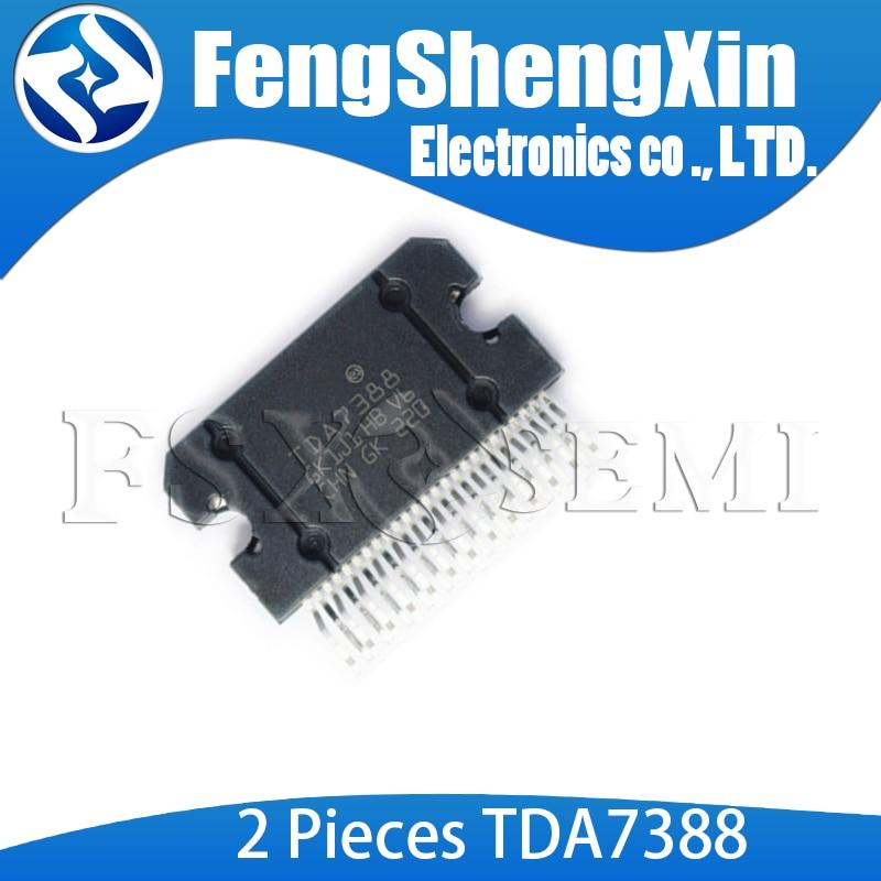 2 шт./лот TDA7388 ZIP25 TDA7388A Zipper 7388A ZIP 25 42 Вт квад мост автомобильный радиоусилитель IC|chip power car|chip powerchip car | АлиЭкспресс