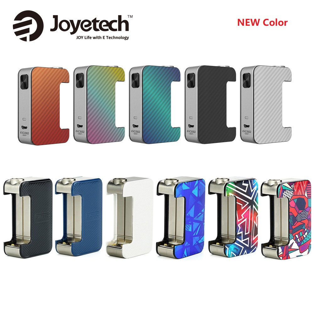100% Original Joyetech Exceed Grip 1000mAh Built-in Battery with Intelligent Variable Voltage Output Vape vs ULTEX T80/eGo AIO image