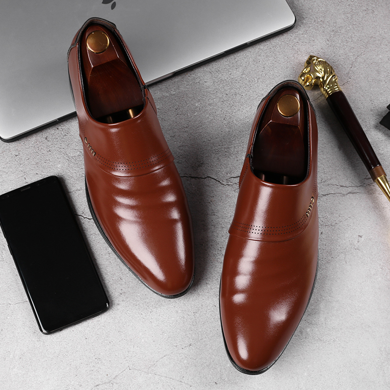 Oxfords Business and Wedding Leather Shoe 10