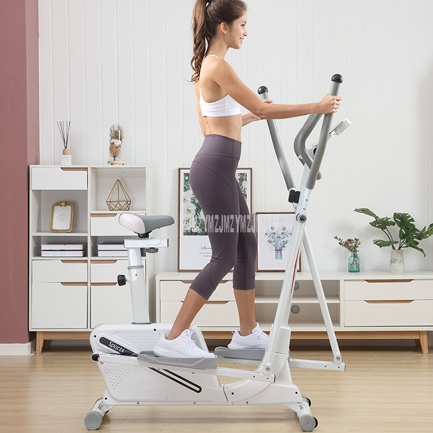 Household Fitness Stepper 16 Gear Magnetic Control Resistance Stepping Machine Loss Weight Indoor Home Exercise Equipment