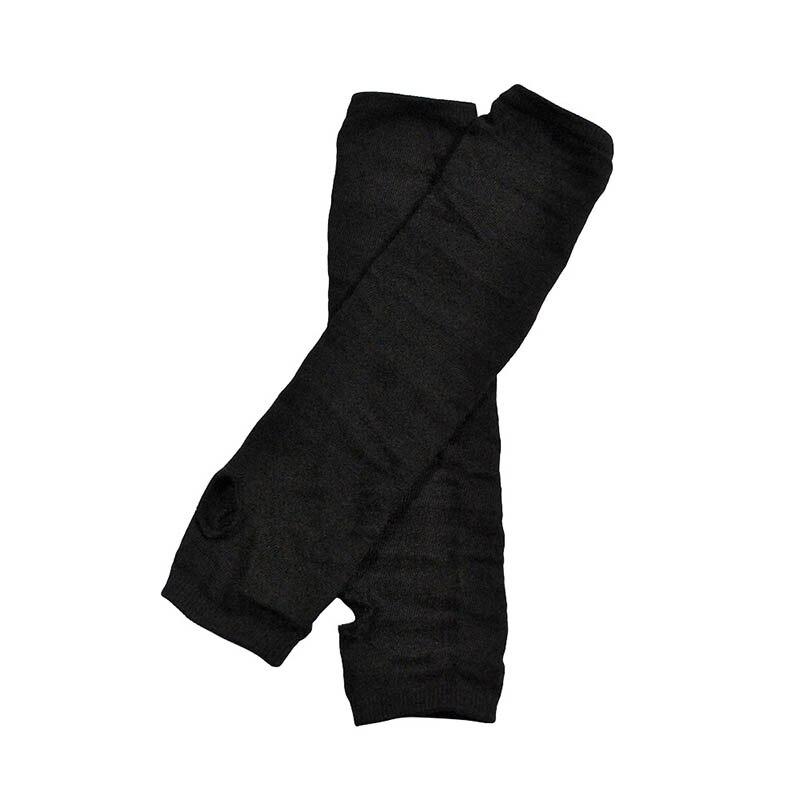 1 Pair Women Long Gloves Arm Length Keep Warm Mittens For Winter FEA889