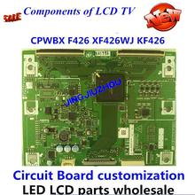 цена на LED TV T_CONOriginal sharp lcd-52e77a logic board runtk cpwbx f426wj ZZ screen lk520d3ca30t t_conTCON