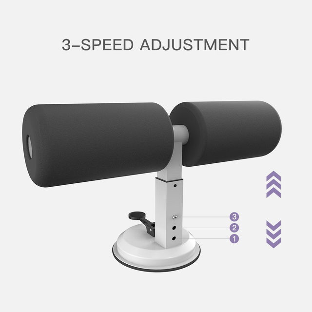 Sit Up Assistant Abdominal Core Workout Sit up Bar Fitness Sit Ups Exercise Equipment Portable Suction Sport Home Gym Dropship 2