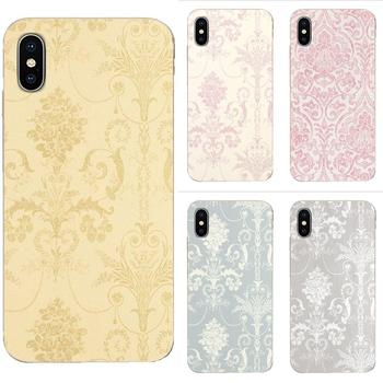 Laura Ashley Josette For Galaxy Grand A3 A5 A7 A8 A9 A9S On5 On7 Plus Pro Star 2015 2016 2017 2018 TPU Art Online Cover Case image