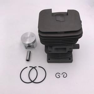 Image 4 - 38 Mm Nikasil Cilinder Zuigerveren Kit Voor Stihl MS180 MS 180 018 Kettingzagen Kettingzaag Motor Onderdelen 11300201208, 1130 020 1208