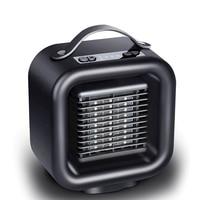 1000W Electric Heater Mini Personal Space Heater Electric Heating Winter Fan EU Plug Desktop Electric Heater Home Office|Electric Heaters|   -