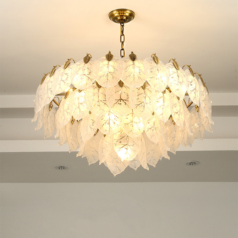 luz moderna lustres cristal luxo sala 04