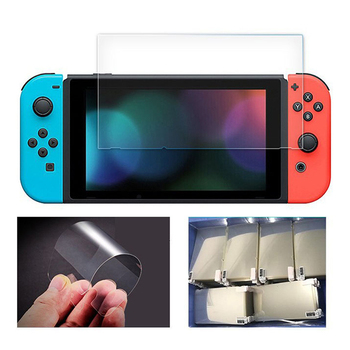 Tempered Glass Protective Film Protective Glass For Screen Protector Nintendos Switch NS Glass Accessories Screen Protection image