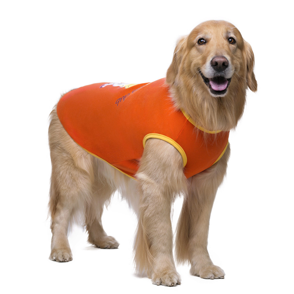 2020 Summer Dog Clothes Shirt For Dogs (11)