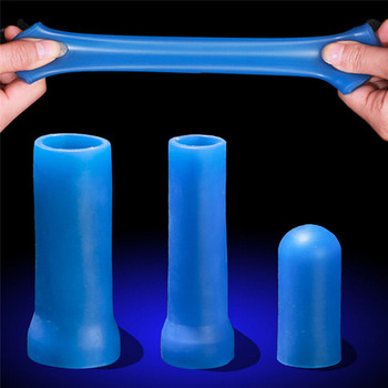 Силиконовый насос для увеличения пениса Phallosan Увеличение роста PRO замена рукава для носилок для пениса расширитель для пениса рукав