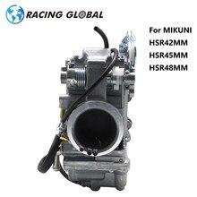 Alcon-carburador para mikuni tipo hsr42 tm42 hsr45 tm45 hsr48 tm48 carburador para harley evo evolução bomba desempenho