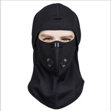 FSUP neck full face mask Scarf Caps dustproof windproof protective Mask Warm Snowboard Polar Fleece  Air Face balaclava
