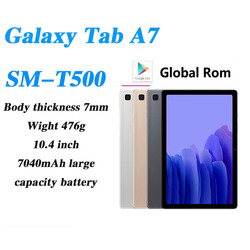 Galaxy Tab A7 Tablet M-T500 T505 PC Android 10.4 cala pełnoekranowa nauka