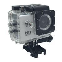 5pcs HD Action Camera Câmera À Prova D' Água 2.0 Polegada Capacete Da Motocicleta Câmera HD Extreme Sports Câmera DV Acessórios Para o Novato   -