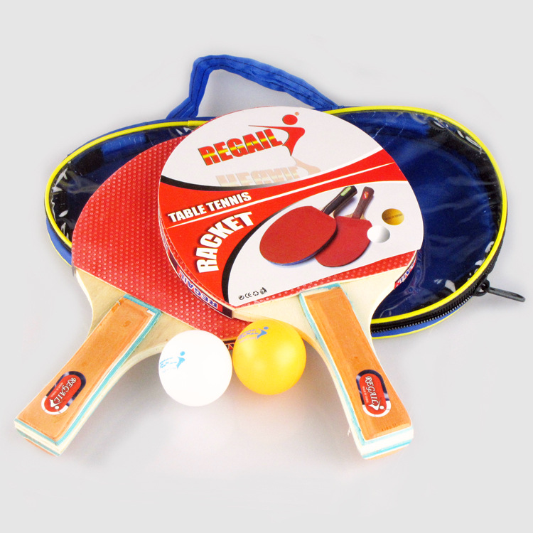 Young STUDENT'S Supplies Ping Pong Shoot Children Racket Children Ping Pong Shot With Ping Pong