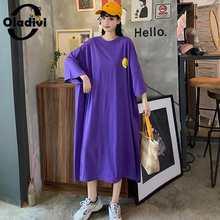 Oladivi Oversized Clothing Plus Size Women Shirt