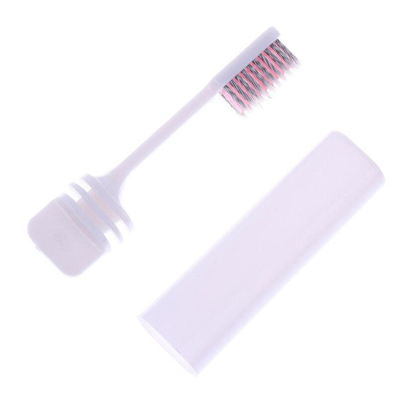 1 шт. Портативная Складная зубная щётка Ортодонтическая Teethbrush Interdental Brush Cleaner профессиональные инструменты для ухода|Зубные щетки|   | АлиЭкспресс