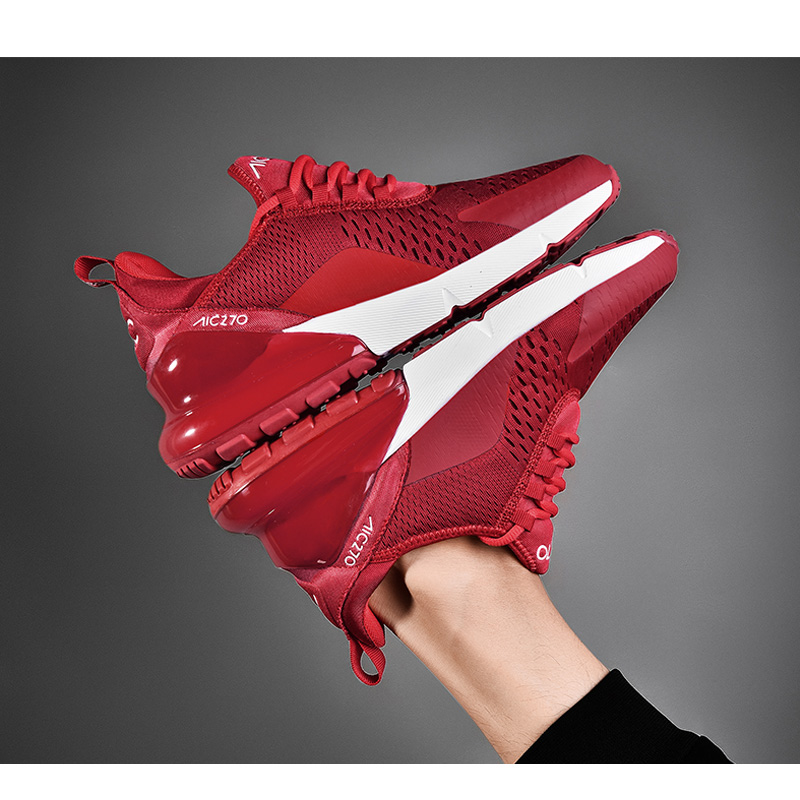 H4931174225904a79aa8f5d985149f8aea Fashion Men Casual Shoes 2019 brand sneakers men Lightweight Lace-up Walking Sneakers trainer Male Footwear plus size 39-47