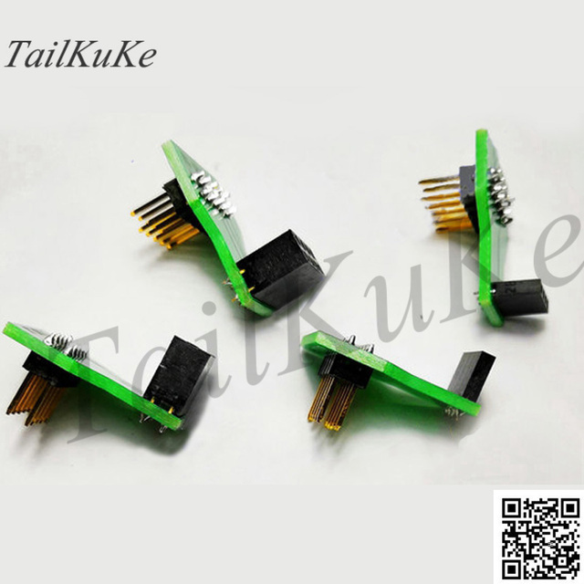 8 in 1 hard disk maintenance command head PC3000/MRT command head gold plated material