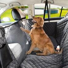 Водонепроницаемые чехлы для сидений автомобиля для собак, сетчатые Чехлы для детей и домашних животных, кошек, собак, Рюкзак-переноска, коврик для домашних животных, чехол для сиденья для путешествий