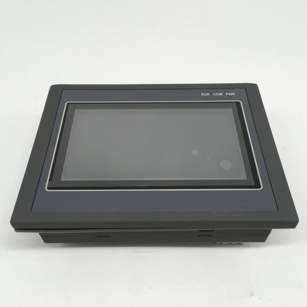 Painel de Toque – o 12di Polegada Tudo-em-um Integrado Cpu Controlador dc 24 v 24mr Saída Relé Digital i Rs232 Rs485 Fx2n 7 Hmi Plc Mod. 134712