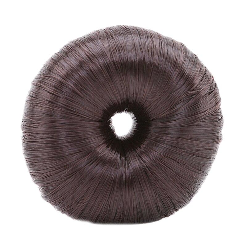 Женский хвостик бублик для волос пучок кольцо Эластичная губка держатель для обертки Волшебные волосы Updo Maker невесты Инструменты для