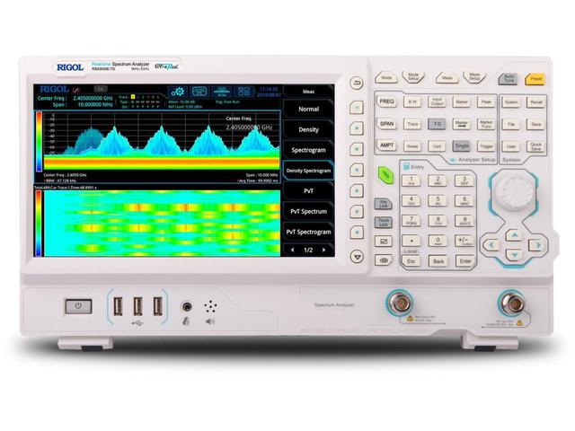 Rigol RSA3015E TG   1.5 GHz Real Time Spectrum Analyzer with Tracking Generator