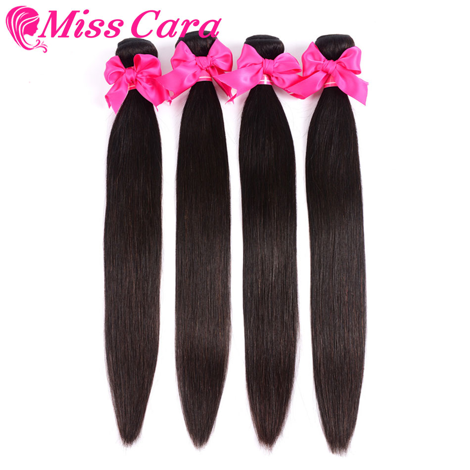 H49339c6507734272ac4eec20129d4690l Peruvian Straight Hair Bundles With Frontal Miss Cara 100% Remy Human Hair 3/4 Bundles With Closure 13*4 Frontal With Bundles
