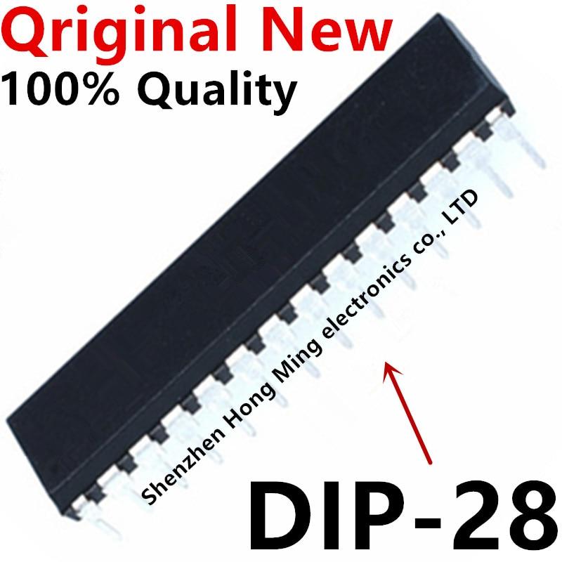 (10 шт.) 100% Новинка Φ ATMEGA328 ATMEGA328P ATMEGA328P P U DIP-28 чипсет