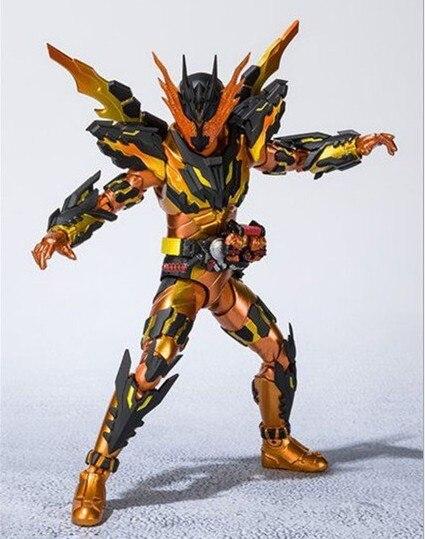 Image 2 - SHF Masked KAMEN Rider Cross Z MAGMA Ver. BJD Action Figure Model ToysAction & Toy Figures   -