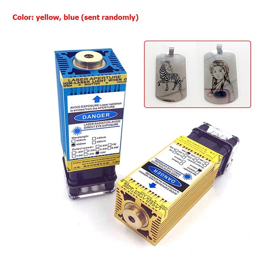 CNC Laser Modul 500mw - 15000mw Laser Einstellbarer Fokus Laser Modul Für Holz Schneiden DIY Gravur Maschine Holz stecher teile