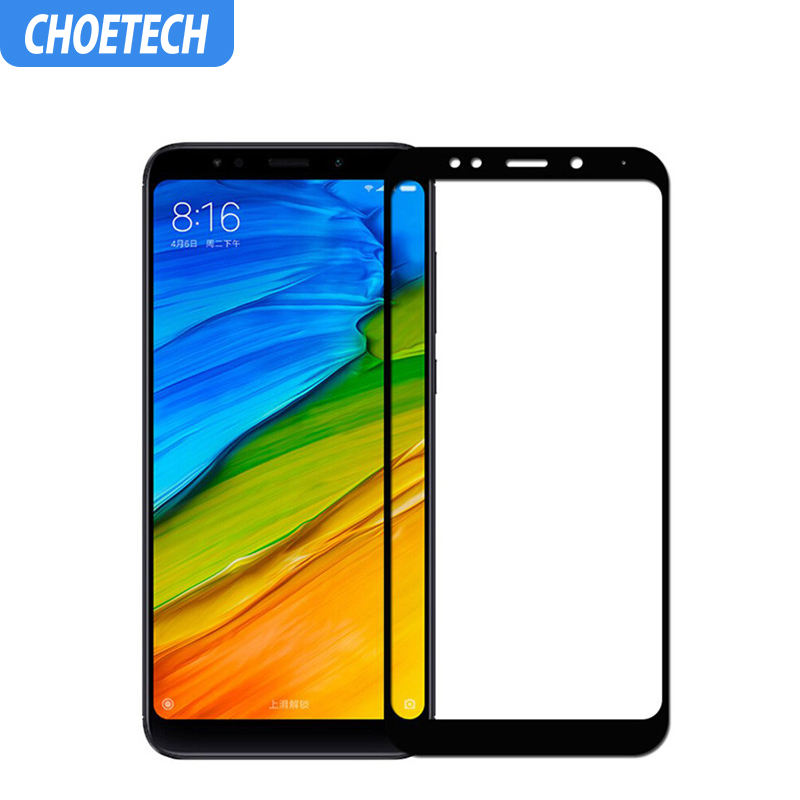 For Xiaomi Redmi 5 Plus Glass HD Clear Full Cover Screen Protector For Xiao mi Redmi Note 5 Pro Tempered Glass Protective Film-in Phone Screen Protectors from Cellphones & Telecommunications