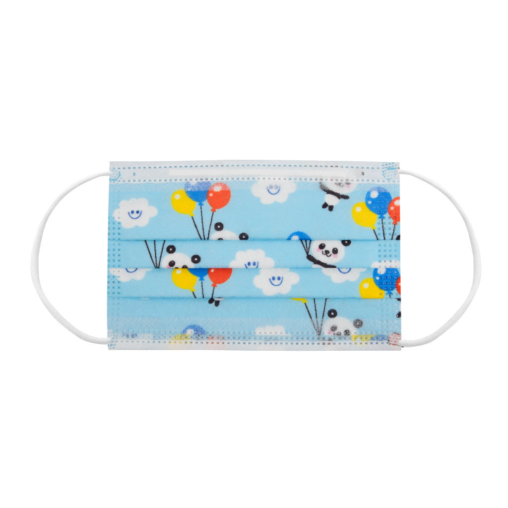 50PC Cartoon <font><b>avatar</b></font> Children's <font><b>masks</b></font> 3 layer Disposable Elastic Mouth Soft Breathable Cute Hygiene Child Kids Face <font><b>Mask</b></font> d4 image