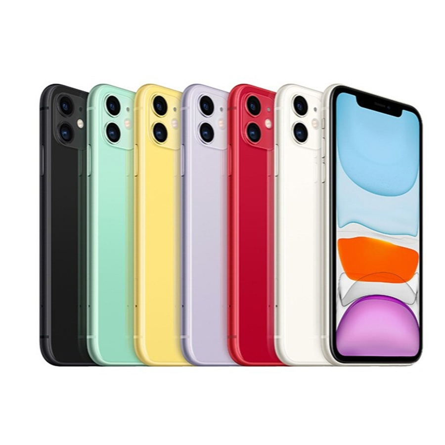 Brand New Apple iPhone 11 A2223 Dual SIM Mobile Phone 4GB RAM 64/128/256GB ROM 6.1
