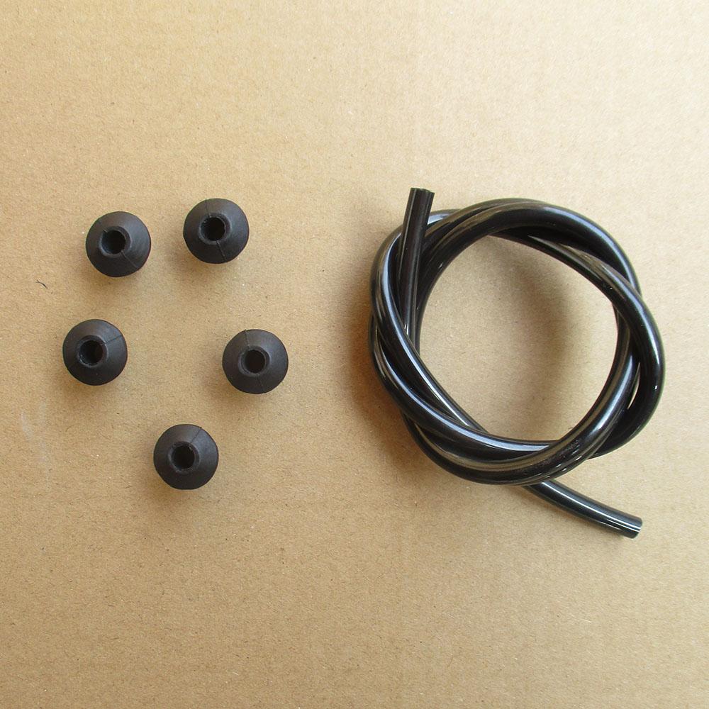 Grommets Fuel Line Set For Husqvarna 223 580457501 Brush Trimmer Cutter Parts