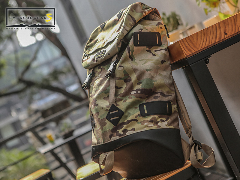 Emerson Outdoor UTG Muti-function Tactical Messenger Bag Traveler 30L Large Capacity Survival Hiking Climbing Hunting Backpack