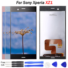 For Sony Xperia XZ1 LCD Display Touch Screen Digitizer Assembly 5.2