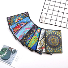 New style 2020 Diamond Embroidery notebook Diary Book Sale D