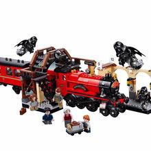 W magazynie Lepining przyjaźń pociąg klocki klocki dla dzieci zabawki dla chłopców prezent na boże narodzenie kompatybilny z Lepining City tanie tanio Disney CN (pochodzenie) Unisex 3 lat Mały budynek blok (kompatybilne z Lego) Building Block Toys can not eat Z tworzywa sztucznego