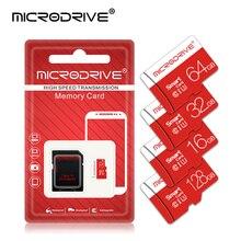 Heißer Verkauf Micro Sd karte 128gb 64 gb 32 gb 16gb SDXC SDHC SPEICHER Karte 32 gb TARJETA micro sd tf karten 64 GB Stick microsd