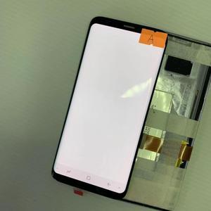 Image 2 - サムスンギャラクシー S8 OLED 液晶ディスプレイスクリーン交換 G950 G950U G955F サムスン S8 安い画面表示交換